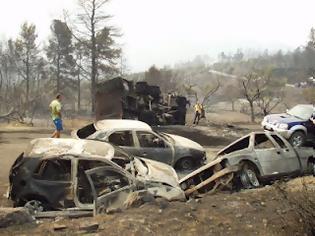 Φωτογραφία για Ξεκίνησε η δίκη για τις φονικές πυρκαγιές του 2007