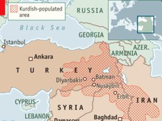 Φωτογραφία για Και τo ΕCONOMIST μιλάει για διαμελισμό της Τουρκίας!