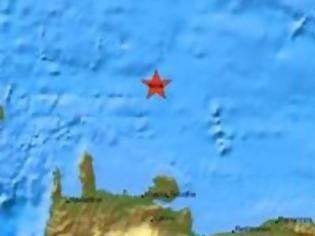 Φωτογραφία για Σεισμός βόρεια των Χανίων
