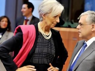 Φωτογραφία για ΔΝΤ: Κενό 32 με 67 δισ. ευρώ στην Ελλάδα