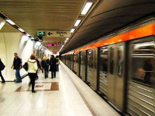 Φωτογραφία για Ανοιξαν οι σταθμοί του Μετρό...