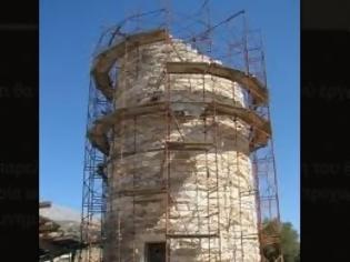 Φωτογραφία για Άναψε το πράσινο φως για τον Πύργο Χειμάρρου στη Νάξο