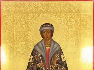 Φωτογραφία για Αγία Σοφία του Σλούτσκ.Η προστάτιδα των Ορθοδόξων από τους Ουνίτες με το άφθαρτο λείψανο