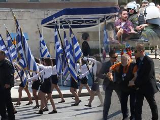 Φωτογραφία για Με 29 προσαγωγές ολοκληρώθηκε η μαθητική παρέλαση