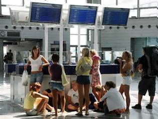 Φωτογραφία για Ταξιδιωτικό ισοζύγιο: 9% κάτω οι ταξιδιωτικές εισπράξεις