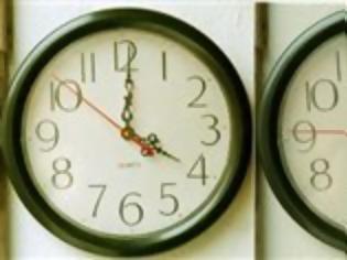 Φωτογραφία για Τα ρολόγια μια ώρα μπροστά τα ξημερώματα