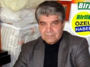 Φωτογραφία για Ιντρίς Αχμέτ: «Είμαι Τούρκος και ΣΚΕΦΤΟΜΑΙ να είμαι υποψήφιος με τη ΝΔ»... Τι λες ρε μεγάλε; Η ΝΔ το ξέρει ότι είσαι Τούρκος;