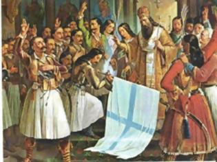 Φωτογραφία για 25 mars 1821, indépendance de la Grèce