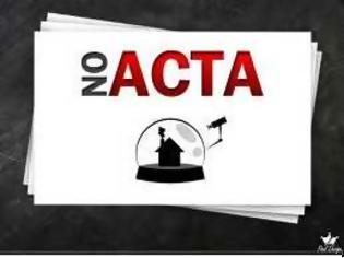 Φωτογραφία για Ο ρόλος της συνθήκης ACTA στα προϊόντα της νέας οικονομίας.