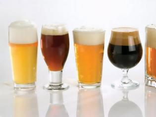 Φωτογραφία για Το πόσο θα πιείτε εξαρτάται από το ποτήρι