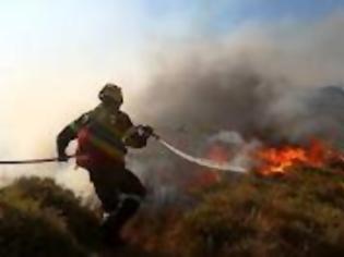 Φωτογραφία για Πυρκαγιά στο Μαρμάρι Καρύστου
