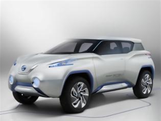 Φωτογραφία για Νissan TeRRA: Το πρωτότυπο, ηλεκτροκίνητο SUV, τεχνολογίας κυψελών υδρογόνου, στο Σαλόνι του Παρισιού