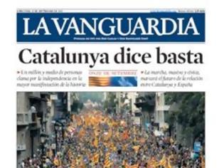 Φωτογραφία για Ισπανία: Η Καταλονία λέει «Μπάστα»
