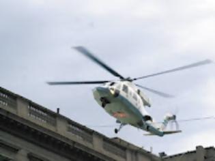 Φωτογραφία για Το ελικόπτερο για τον Έλληνα «Ντελαρούα» ζεσταίνει ήδη τις μηχανές του...!!!