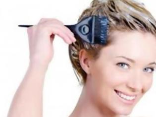 Φωτογραφία για Πώς θα αφαιρέσετε τη βαφή μαλλιών από το δέρμα