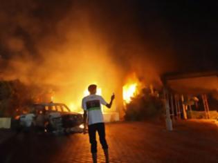 Φωτογραφία για Η φωτιά του Ισλάμ καίει την πρεσβεία των ΗΠΑ και στην Υεμένη