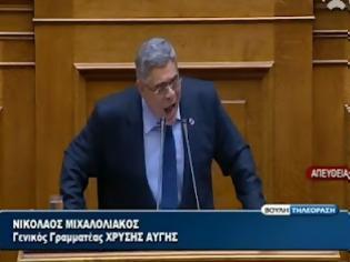 Φωτογραφία για Ούτε ένα ευρώ λιγότερο στις Ένοπλες Δυνάμεις- Δείτε την ομιλία Μιχαλολιάκου στη Βουλή