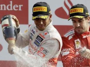Φωτογραφία για ΑΛΟΝΣΟ : ΣΠΟΥΔΑΙΑ ΟΜΑΔΑ Η McLaren, ΑΛΛΑ...