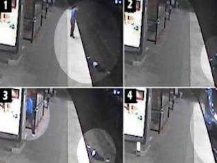 Φωτογραφία για ΣΟΚ: Έπεσε στις ράγες του μετρό και αντί να τον βοηθήσει, τον λήστεψε! [video]