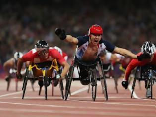 Φωτογραφία για Απίστευτες φωτογραφίες από τους Παραολυμπιακούς Αγώνες 2012