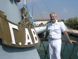 Φωτογραφία για Ο κυβερνήτης του θωρηκτού Γ. Αβέρωφ, πλοίαρχος Λεωνίδας Τσιαντούλας μιλά στο diplomatic.gr