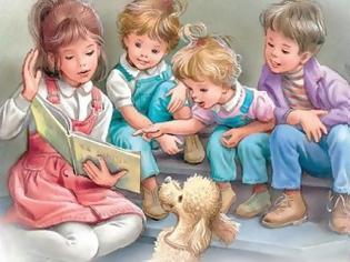Φωτογραφία για Πώς διαβάζουμε ή αφηγούμαστε παραμύθια στα παιδιά
