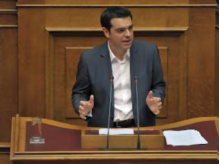 """Φωτογραφία για Τσίπρας: """"Στις 16 Νοεμβρίου καταρρέει η αξιοπιστία σας"""""""