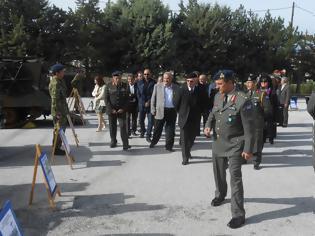 Φωτογραφία για Τελετή εορτασμού με αφορμή την συμπλήρωση  72 χρόνων ζωής της 15ης Ταξιαρχίας Πεζικού Καστοριάς