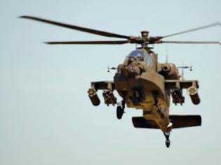 Φωτογραφία για ΣΟΚ: Άρχισαν τώρα να γέρνουν και τα ελικόπτερα