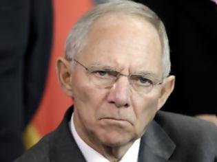 Φωτογραφία για Σόιμπλε: Απειλή για τη Γερμανία μία πιθανή κατάρρευση της Ελλάδας