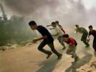 Φωτογραφία για Ξεκληρίστηκε οικογένεια από αεροπορική επιδρομή στη Γάζα
