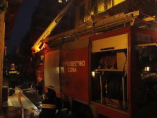 Φωτογραφία για Φωτιά σε διαμέρισμα στη Πάτρα