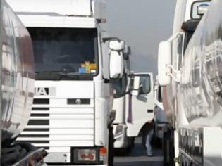 Φωτογραφία για Με απεργίες απειλούν οι ιδιοκτήτες φορτηγών