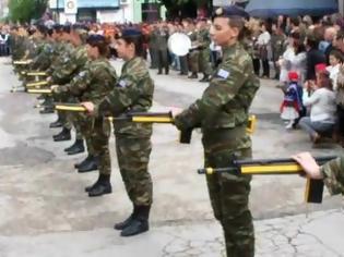 Φωτογραφία για Τα κορίτσια της 50 Μ/Κ ΤΑΞΠΖ (video)