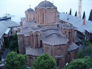 Φωτογραφία για 2251 - Αγρυπνία απόψε στην Ιερά Μονή Δοχειαρίου
