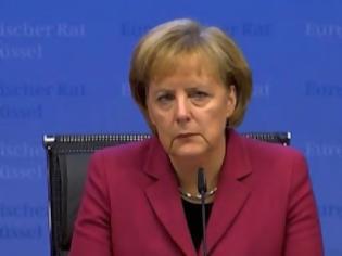 Φωτογραφία για Η Μέρκελ θα μπορούσε να μιλήσει στους γερμανούς κάπως έτσι…