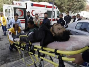 Φωτογραφία για Συρία: Επτά άτομα σκοτώθηκαν σε μάχες μεταξύ Κούρδων και ανταρτών