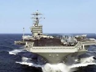 Φωτογραφία για Τρία πλοία του αμερικανικού πολεμικού ναυτικού πλέουν προς την ανατολική Μεσόγειο