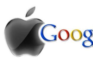 Φωτογραφία για Τα βρίσκουν Google και Apple