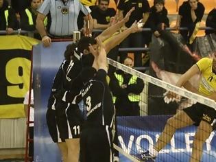 Φωτογραφία για Δείτε ζωντανά τον αγώνα Βόλεϊ ΠΑΟΚ - ΑΡΗΣ (18:30 Live Streaming, PAOK vs Aris Thessaloniki)