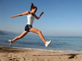 Φωτογραφία για H γυμναστική αλλάζει το DNA στους μυς των ποδιών
