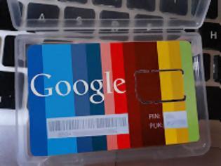 Φωτογραφία για Google ως πάροχος κινητής τηλεφωνίας...