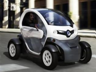 Φωτογραφία για Η Renault ανακαλεί περισσότερα από 6.000 ηλεκτρικά αυτοκίνητα Twizy που έχουν πωληθεί στην Ευρώπη