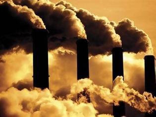 Φωτογραφία για Νέο ιστορικό ρεκόρ για τα αέρια του θερμοκηπίου,