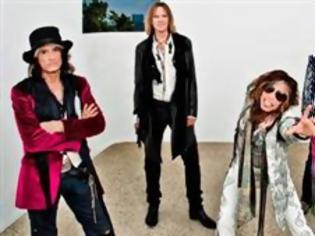Φωτογραφία για Δυσαρεστημένοι οι Aerosmith από την πορεία του τελευταίου τους album (;)