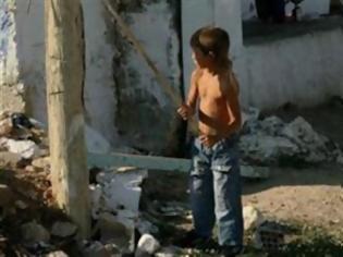 Φωτογραφία για Πάτρα: Μικρός ρομά με μεγάλη δράση