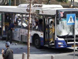 Φωτογραφία για Βομβιστική επίθεση σε λεωφορείο στο Τελ Αβίβ με τις... ευλογίες της Χαμάς