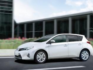 Φωτογραφία για Από 14.990 ξεκινούν οι τιμές του νέου Toyota Auris