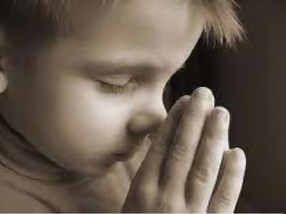 Φωτογραφία για Προσευχή ενός ...μικρού