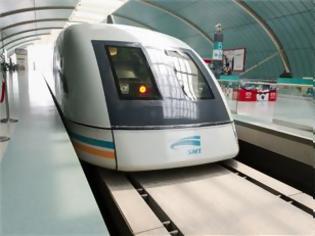 Φωτογραφία για Στην Ιαπωνία παρουσιάστηκε τρένο υψηλής ταχύτητας χωρίς τροχούς!